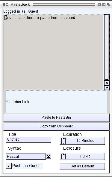 PasteQuick