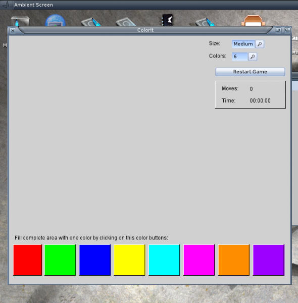 Color It on MorphOS